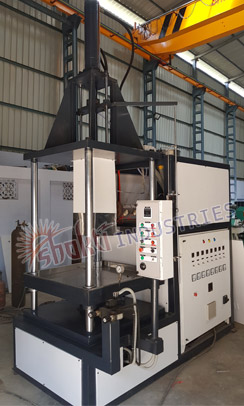 PVDF Impeller Machine