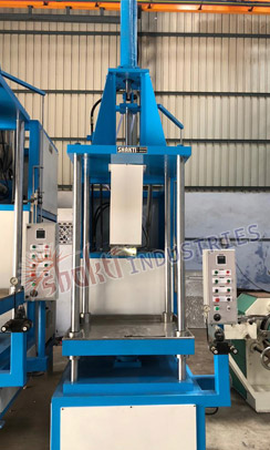 PFA Lined Valve Moulding Machine