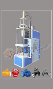 PTFE Transfer Molding Machine Manufacturer In Ahmedabad
