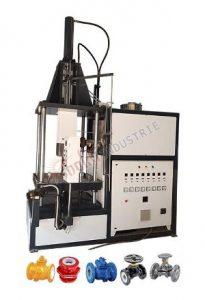 PVDF Impeller Machine