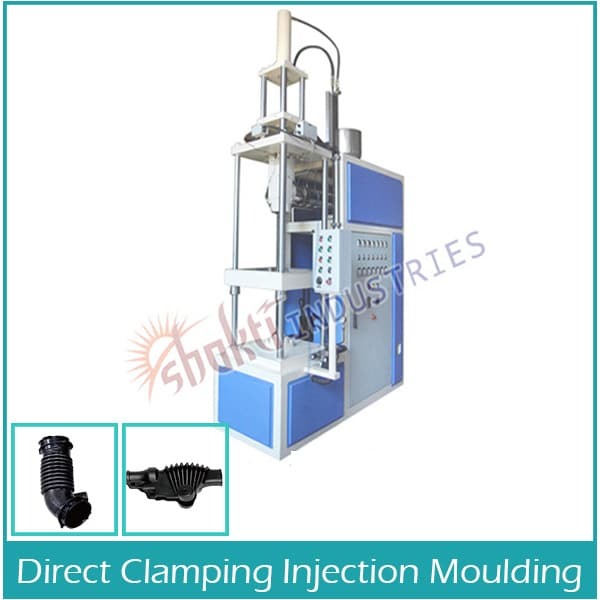 Manufacturer and Supplier of Direct Clamping Injection Moulding Machine in Ahmedabad, Gujarat, India
