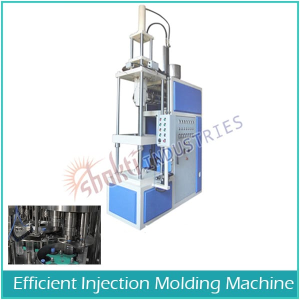 Efficient Injection Molding Machine Supplier and Exporter in India
