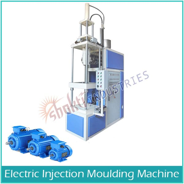 Electric Injection Moulding Machine Manufacturer, Supplier and Exporter in Gujarat, India