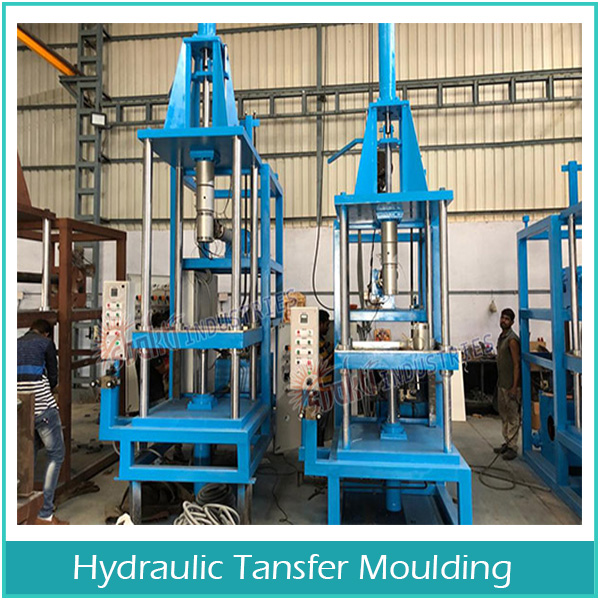Hydraulic Transfer Moulding Machine Manufacturer, Supplier and Exporter in Ahmedabad