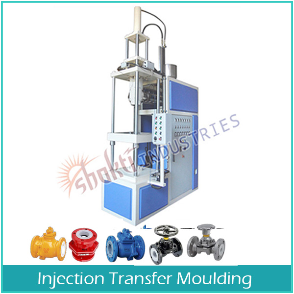Injection Transfer Moulding Machine Manufacturer, Supplier and Expoter in Gujarat, India