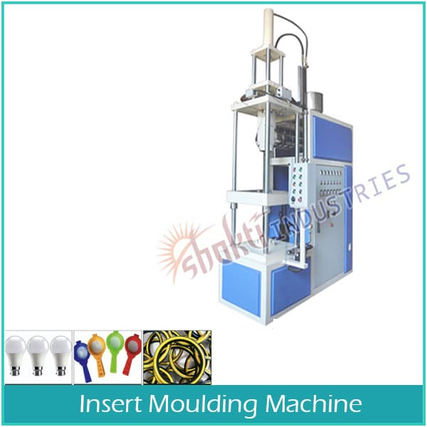 Insert Mouding Machine Supplier and Exporter in Gujarat, India