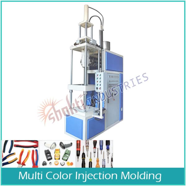 Multi Color Injection Molding Machine Manufacturer, Supplier and Exporter in India