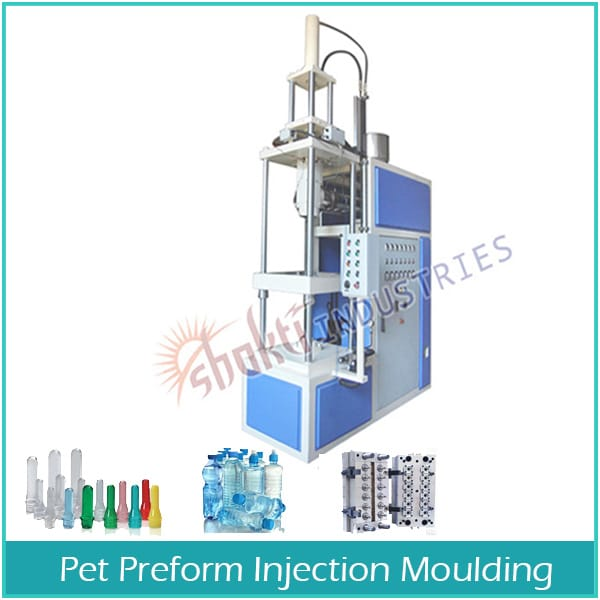 Pet Preform Injection Moulding Machine Manufacturer, Supplier and Exporter in Gujarat, India