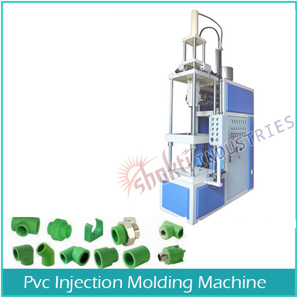 PVC Injection Molding Machine Manufacturer, Supplier and Exporter in Gujarat, India