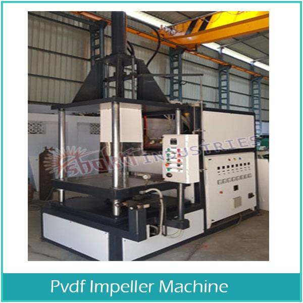 PVDF Impeller Machine Manufacturer in Ahmedabad
