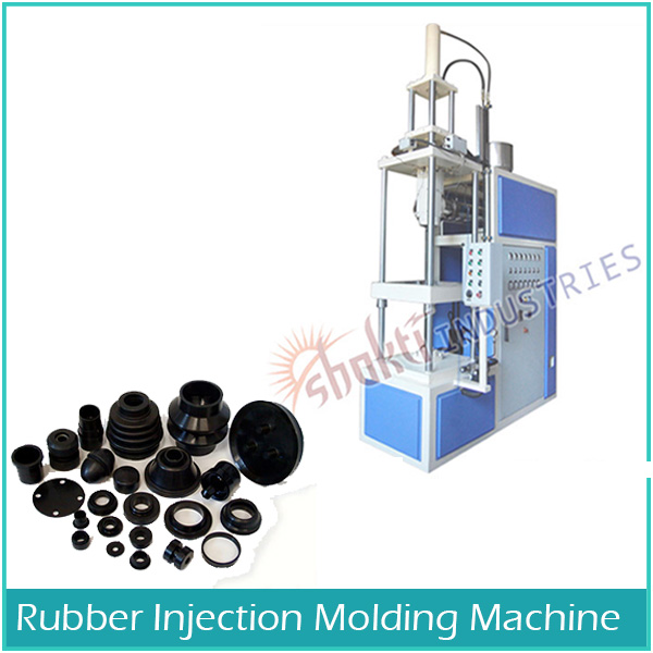 Rubber Injection Molding Machine Manufacturer, Supplier and Exporter in India