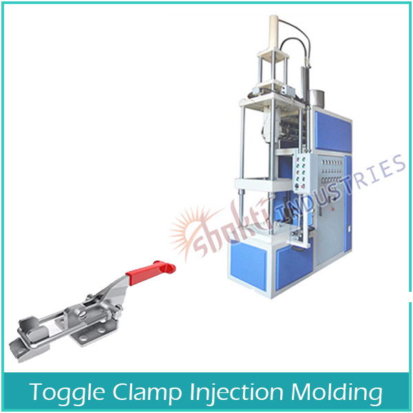 Toggle Clamp Injection Molding Machine Manufacturer and Supplier in Gujarat, India