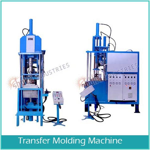 Transfer Molding Machine Manufacturer in India