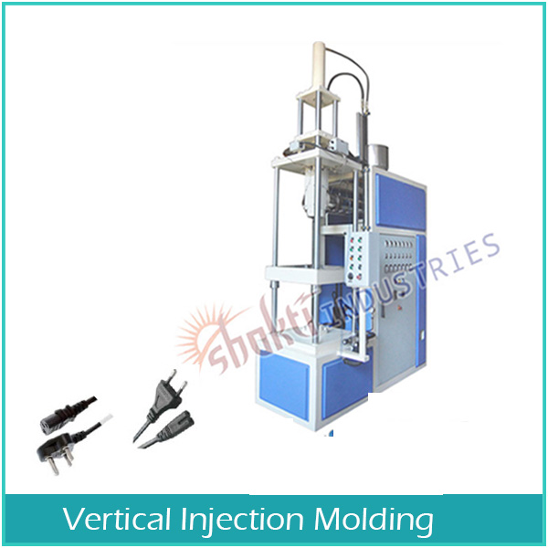 Vertical Injection Molding Machine Manufacturer, Supplier and Exporter in Gujarat, India