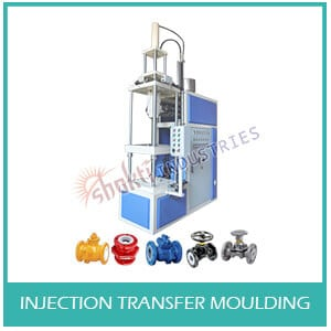 Injection Transfer Moulding Machine Manufacturer, Supplier and Exporter in Ahmedabad, Gujarat, India