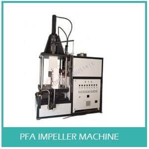 PFA Impeller Machine