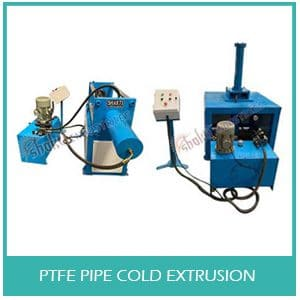PTFE Pipe Cold Extrusion Machine