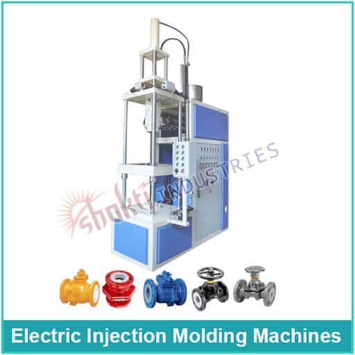 Electric Injection Molding Machine Manufacturer, Supplier and Exporter in Ahmedabad, Vadodara, Surat, Bhavnagar, Anand, Sanand