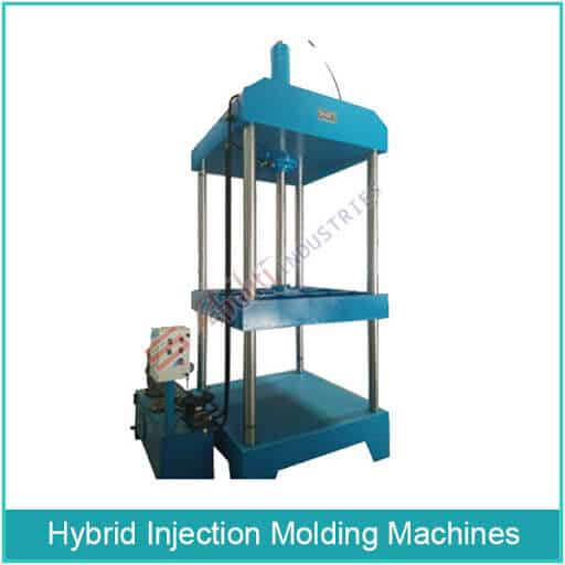 Hybrid Injection Moulding Machine Manufacturer in Ahmedabad